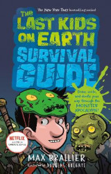 Omslag - The Last Kids On Earth Survival Guide