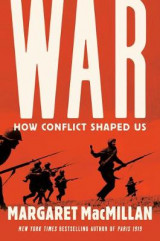 Omslag - War: How Conflict Shaped Us