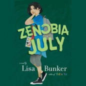 Zenobia July av Lisa Bunker (Lydbok-CD)