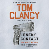 Omslag - Tom Clancy Enemy Contact