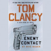 Tom Clancy Enemy Contact av Mike Maden (Lydbok-CD)