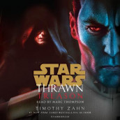 Thrawn: Treason (Star Wars) av Timothy Zahn (Lydbok-CD)