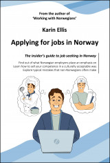 Omslag - Applying for jobs in Norway