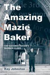 Omslag - The Amazing Mazie Baker