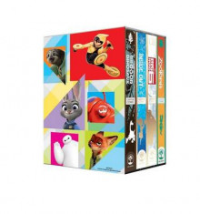 Disney Cinestory Boxed Set av Disney og Disney Pixar (Heftet)