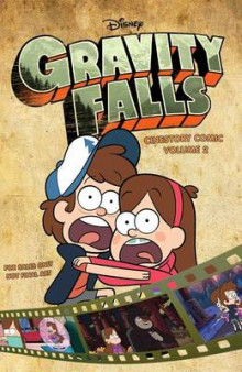 Disney's Gravity Falls Cinestory Comic Volume 2 av Disney (Heftet)