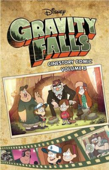 Disney Gravity Falls Cinestory Comic: Volume 3 av Disney (Heftet)