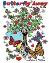 Omslag - Butterfly Away Colouring Book