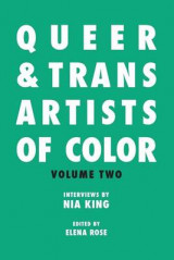 Omslag - Queer & Trans Artists of Color Vol 2
