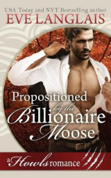 Omslag - Propositioned by the Billionaire Moose