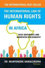 Omslag - The International Law of Human Rights in Africa