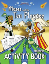 Omslag - Moses and the Ten Plagues Activity Book