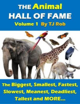 Omslag - The Animal Hall of Fame - Volume 1