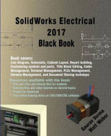 Omslag - Solidworks Electrical 2017 Black Book