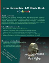 Omslag - Creo Parametric 4.0 Black Book (Colored)