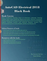 Omslag - AutoCAD Electrical 2018 Black Book