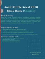 Omslag - AutoCAD Electrical 2018 Black Book (Colored)