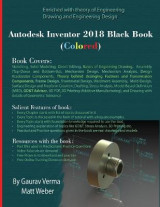 Omslag - Autodesk Inventor 2018 Black Book (Colored)