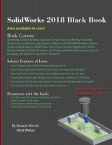 Omslag - Solidworks 2018 Black Book