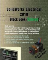 Omslag - Solidworks Electrical 2018 Black Book (Colored)