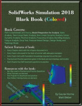 Omslag - Solidworks Simulation 2018 Black Book (Colored)