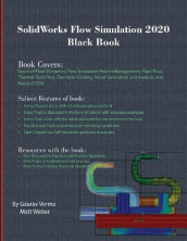SolidWorks Flow Simulation 2020 Black Book av Gaurav Verma og Matt Weber (Heftet)