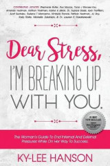 Omslag - Dear Stress, I'm Breaking Up with You