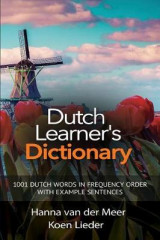 Omslag - Dutch Learner's Dictionary