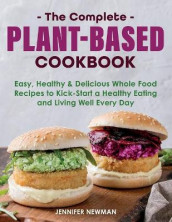 The Complete Plant-Based Cookbook av Jennifer Newman (Heftet)