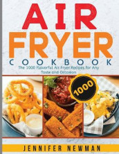 Air Fryer Cookbook av Jennifer Newman (Heftet)