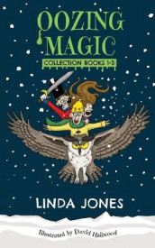 The Oozing Magic Collection av Linda Jones (Heftet)