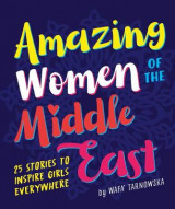 Omslag - Amazing Women of the Middle East