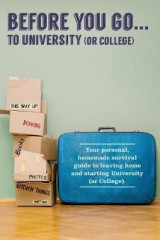 Omslag - Before You Go...to University (or College)