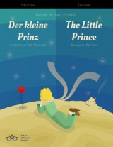 Omslag - Der kleine Prinz / The Little Prince German/English Bilingual Edition with Audio Download
