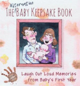 Omslag - The Alternative Baby Keepsake Book