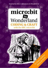 Omslag - micro:bit in Wonderland