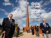 Our Story, Your History. the International Bomber Command Centre av Steve Darlow, Mark Dodds, Dan Ellin, Sean Feast og Robert Owen (Innbundet)