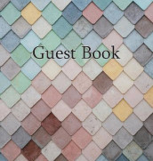 Guest Book, Visitors Book, Guests Comments, Vacation Home Guest Book, Beach House Guest Book, Comments Book, Visitor Book, Nautical Guest Book, Holiday Home, Family Holiday Guest Book, Bed & Breakfast, Retreat Centres (Hardback) av Lollys Publishing (Innbundet)