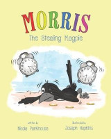 Omslag - Morris The Stealing Magpie