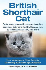 Omslag - British Shorthair Cat