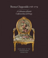 Omslag - Thomas Chippendale 1718-1779