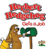 Omslag - Herbert the Hedgehog Gets a Job