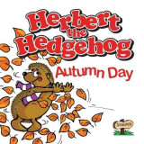 Omslag - Herbert the Hedgehog Autumn Day