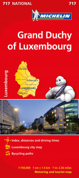 Omslag - Grand duchy of Luxembourg