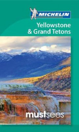 Omslag - Yellowstone & Grand Teton Must See
