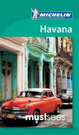 Omslag - Michelin Must Sees Havana