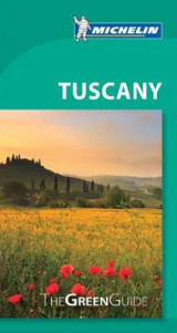 Omslag - Michelin Green Guide Tuscany