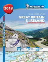 Omslag - Great Britain & Ireland Atlas 2018