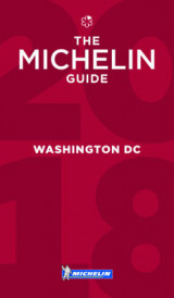 Omslag - Washington, DC 2017 Michelin Guide