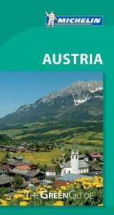 Omslag - Austria Michelin Green Guide
